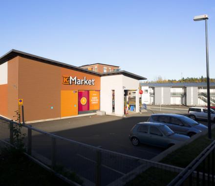 K-Market, Kuopio